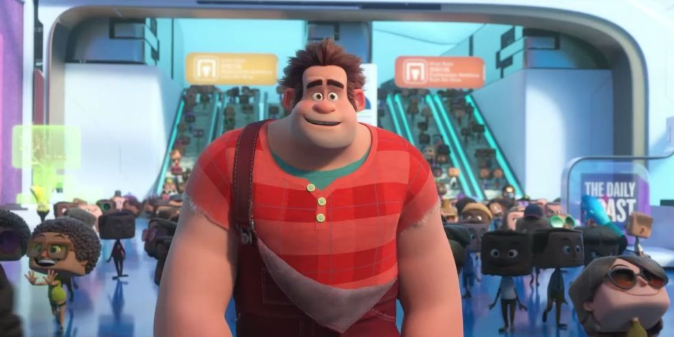 Ralph Breaks The Internet Stan Lee's Cameo