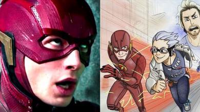 The Flash Vs Quicksilver Memes