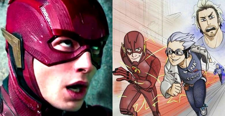The Flash Vs Quicksilver Memes