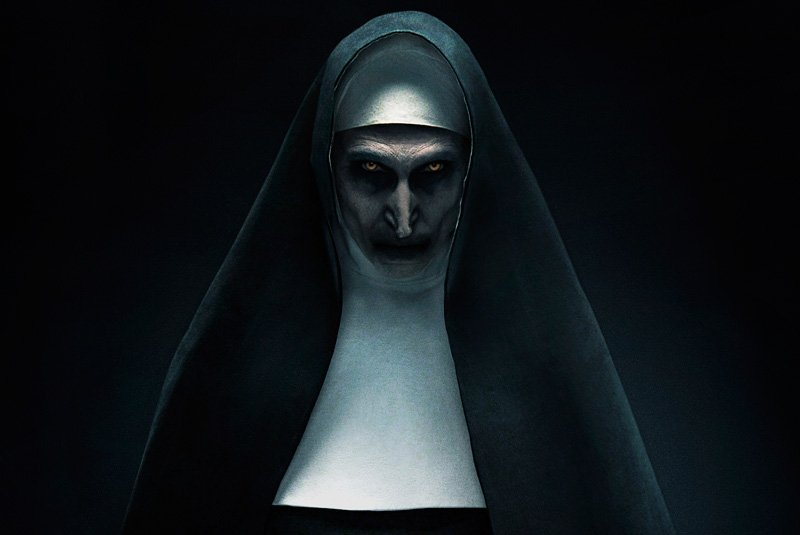 Nun Connects To The Conjuring And Annabelle