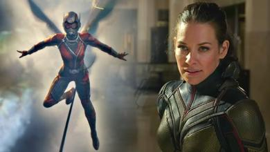 Photo of 'Ant-Man and the Wasp' Star Evangeline Lilly Shares Photo of a Deleted Scene