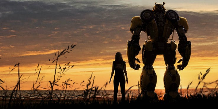 Bumblebee Trailer Transformers