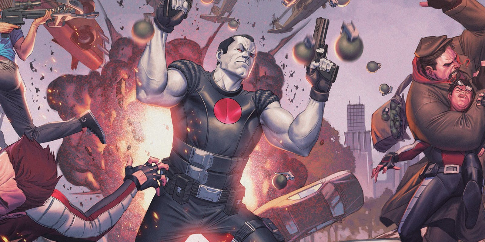 Vin Diesel Upcoming Bloodshot Movie