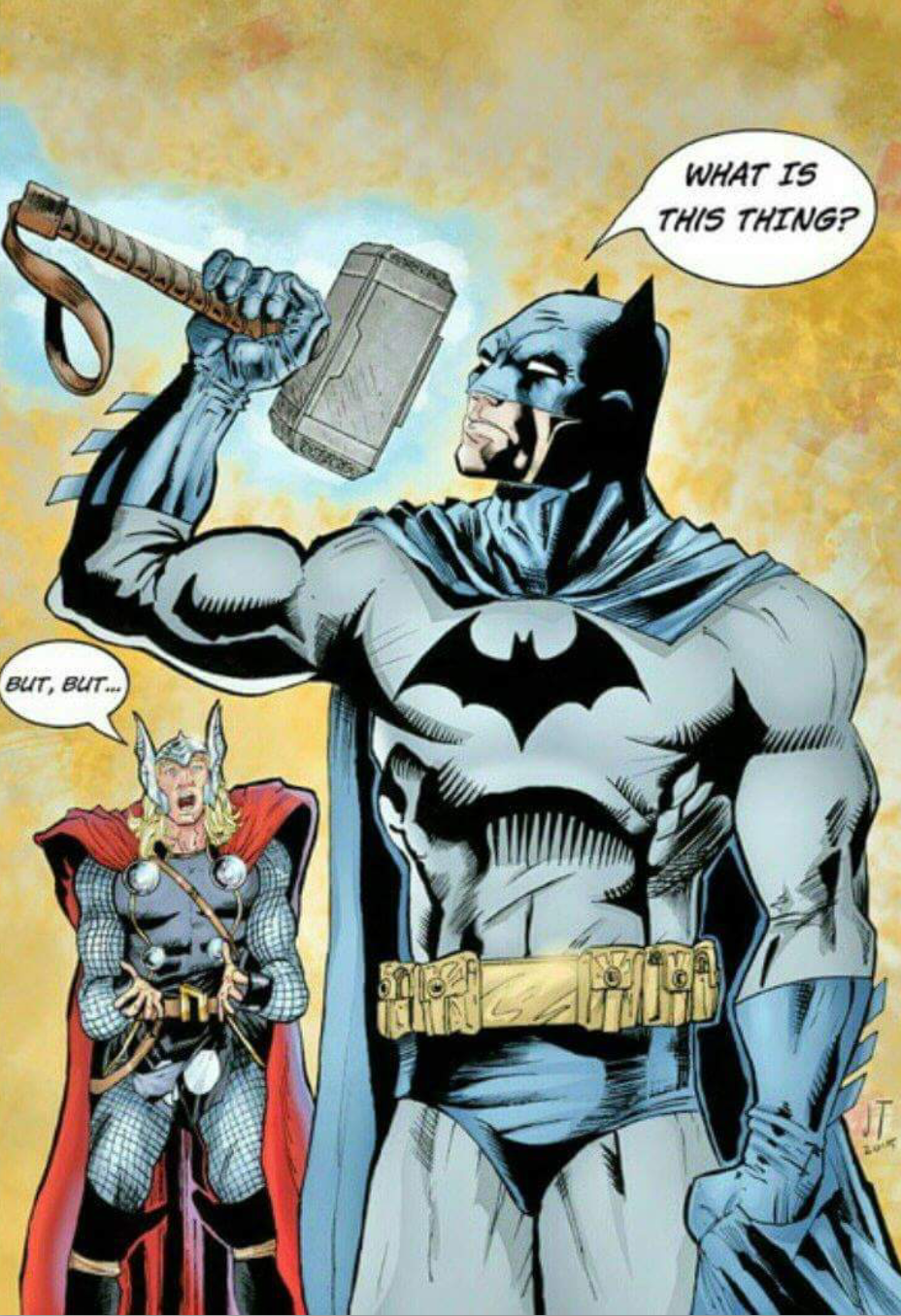 Thor Hammer Memes