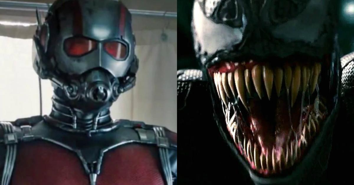 Ant-Man Vs Venom