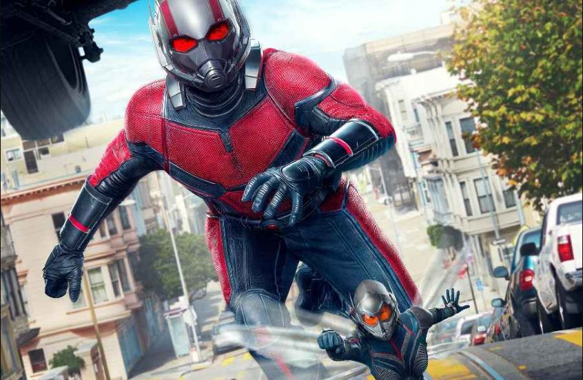 Ant-Man and the Wasp Star Evangeline Lilly Shares Photo of a Deleted Scene