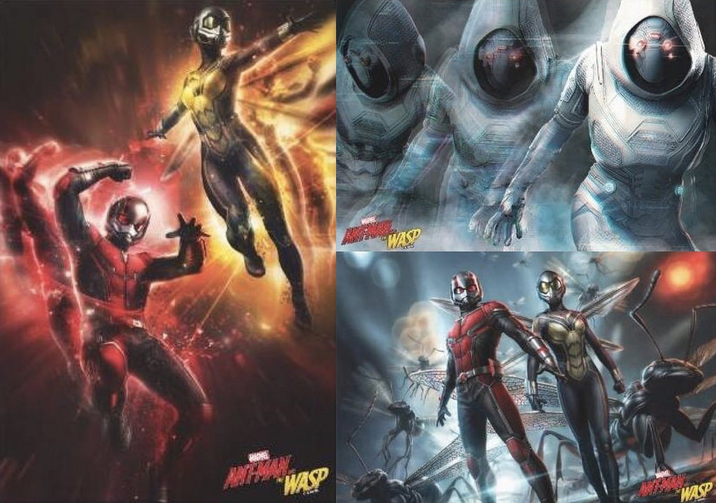 Quantum Realm ant-man avengers 4
