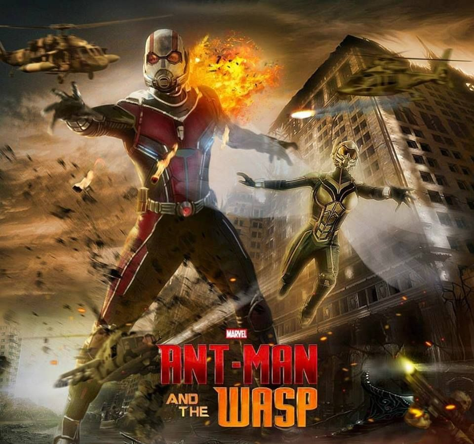 Ant-Man And The Wasp – The Entire Cast List Reveals Younger Versions of Major Characters