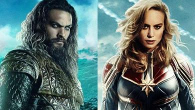 Photo of Here's When The Most Anticipated 'Aquaman' And 'Captain Marvel' Trailers Will Release Online