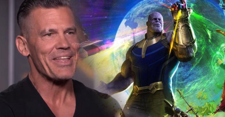 Ant-Man 2 Infinity War Thanos Snap