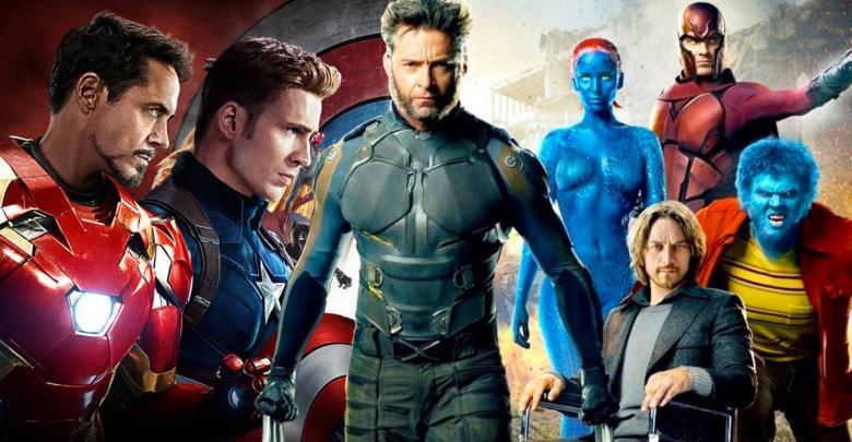 Avengers: Endgame X-Men