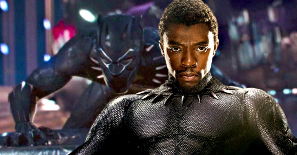 Black Panther Chadwick Boseman Chris Hemsworth