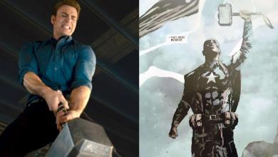 Photo of Avengers 4 Theory/ Rumor – Captain America Will Wield Mjolnir