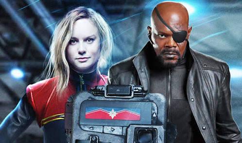 Captain Marvel Avengers: Infinity War Theory