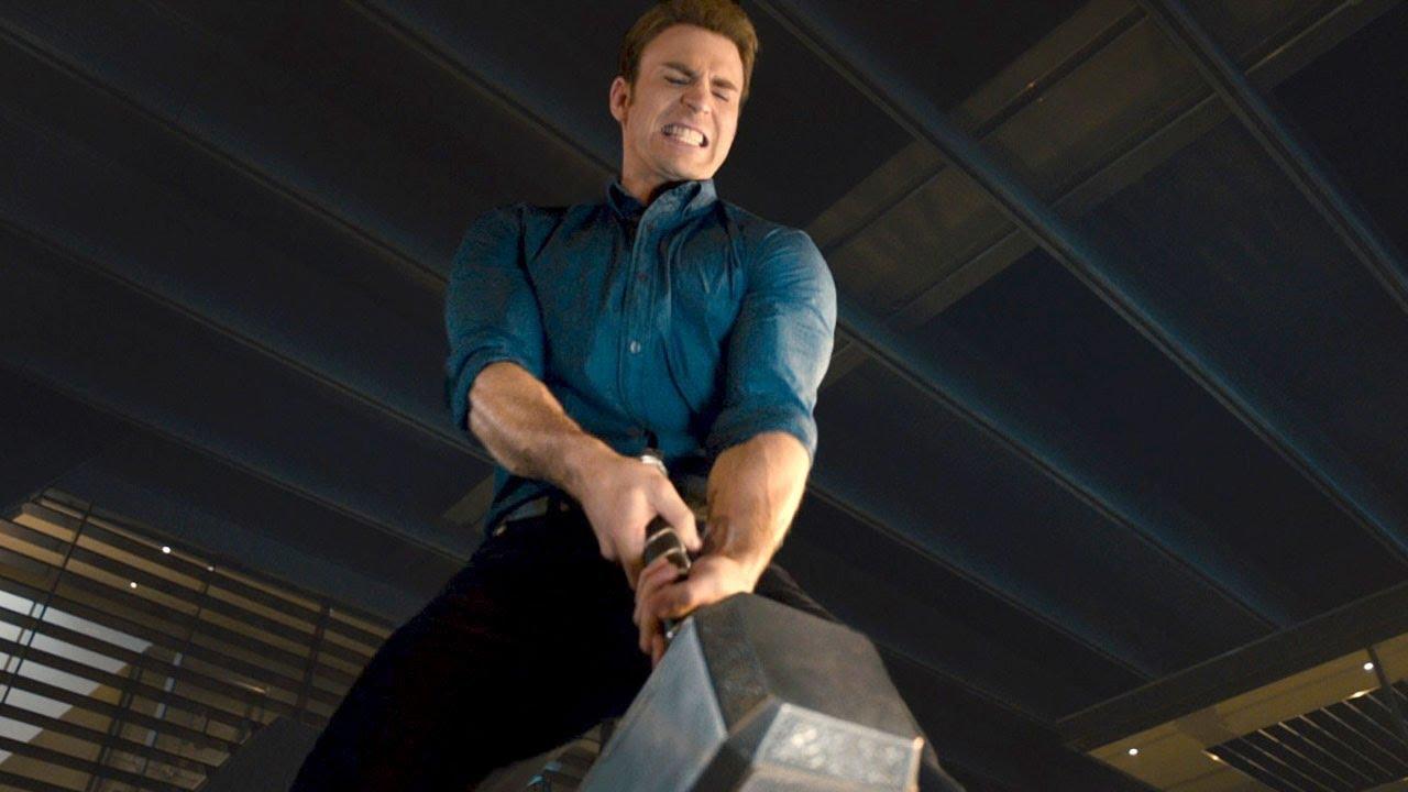 Avengers 4 – Will Captain America Finally Lift Thor's Hammer?