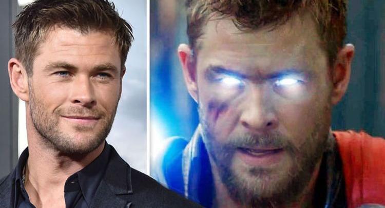 Chris Hemsworth Avengers 4 Men In Black