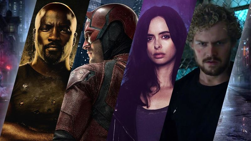 Defenders Marvel MCU