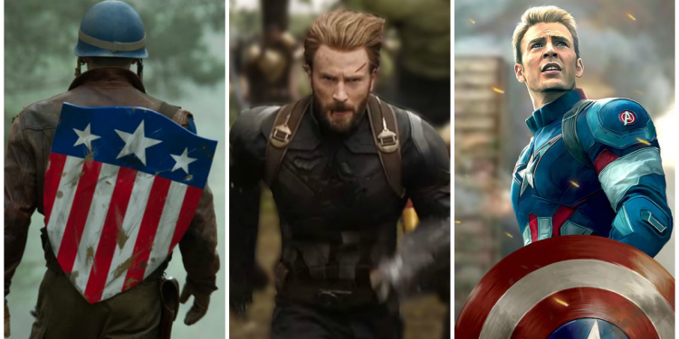 13 Different Types of Shields Ever Used by Captain America