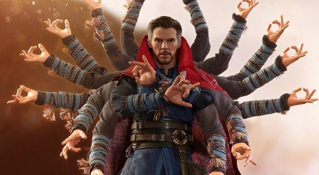 Doctor Strange vs Thor