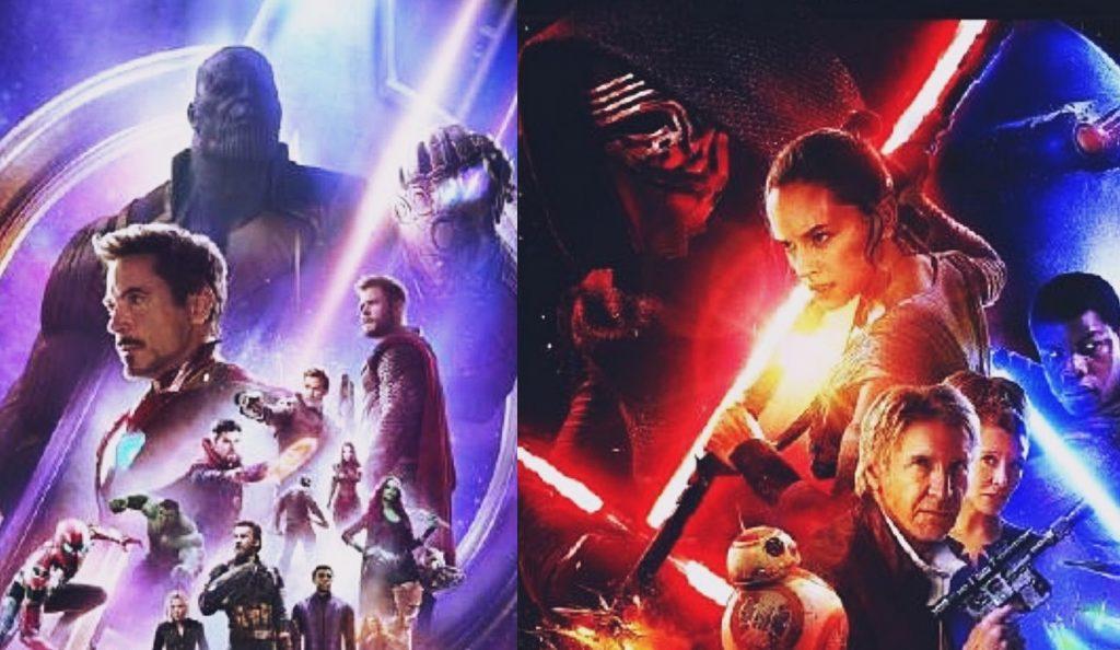 Avengers: Endgame Star Wars: Episode 9