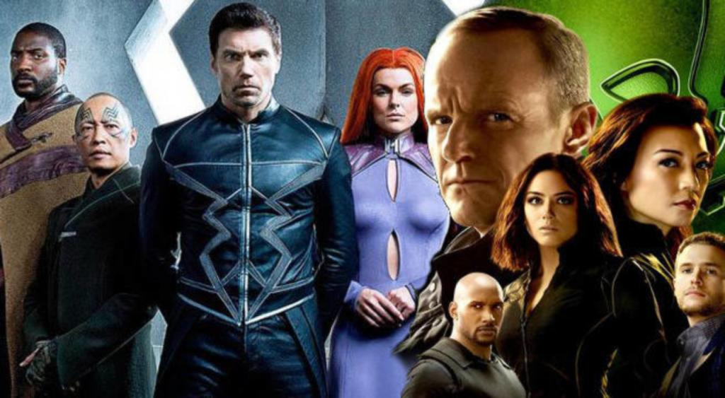 Agents of S.H.I.E.L.D. Reboot The Inhumans for MCU