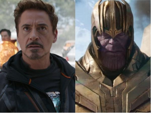 Infinity War Concept Art Iron Man Avengers 4