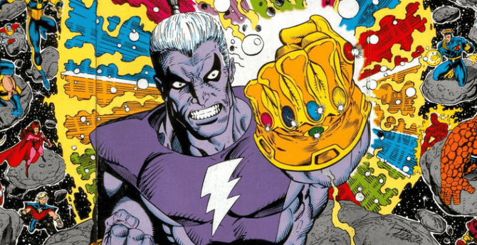 Superheroes Who Used The Infinity Gauntlet