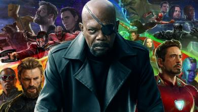 "Photo of Samuel Jackson Has Accidentally Revealed A Massive ""Avengers 4"" Spoiler!"