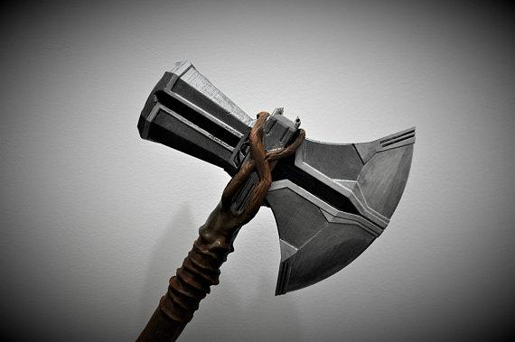 Thor's new Hammer