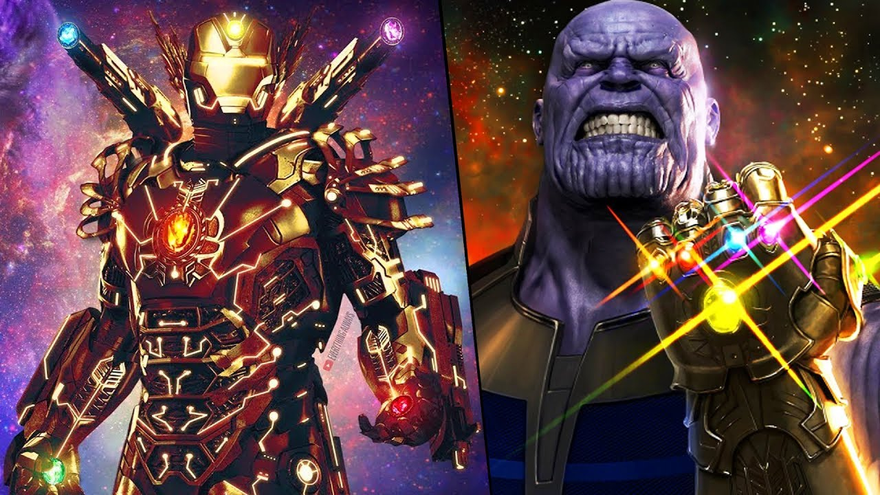 Avengers 4 – This Insane Theory Involves Iron Man New Thanos Buster Armor