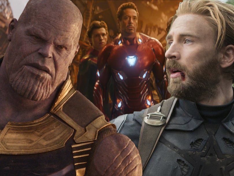 Avengers: Endgame Theory Vision Time Travel
