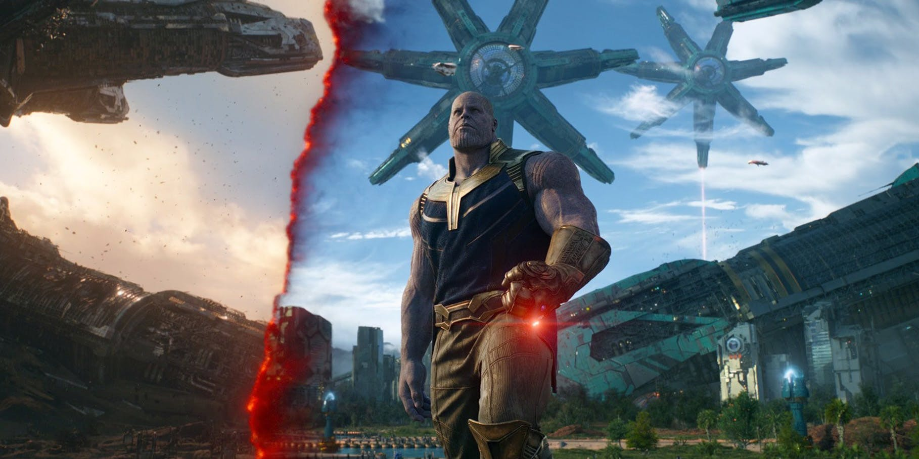 New Avengers: Infinity War Images Confirm Major Avengers 4 Theory