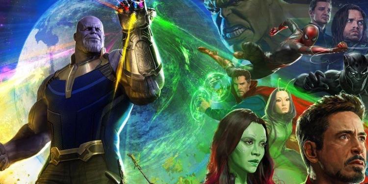 Avengers Infinity War Honest Trailer