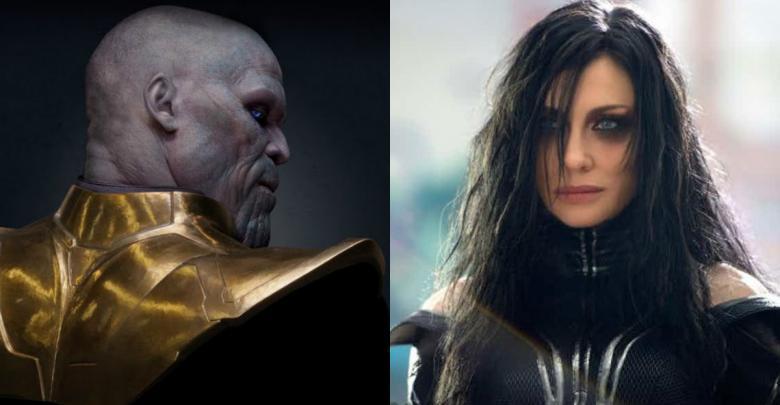 Avengers: Endgame Hela Marvel