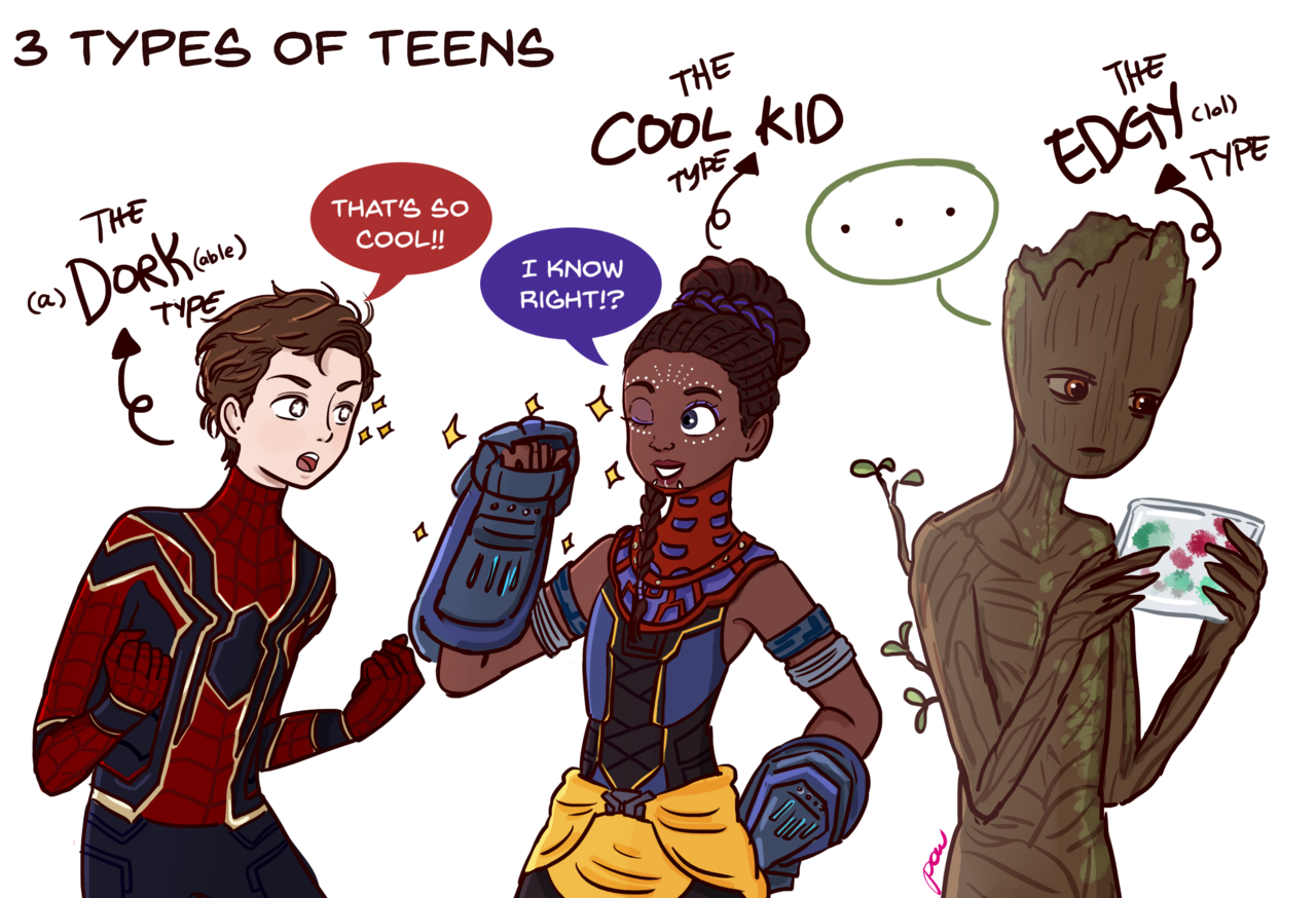 30 Funniest Spider Man And Shuri Memes Which Will Make