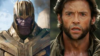 Wolverine vs Thanos