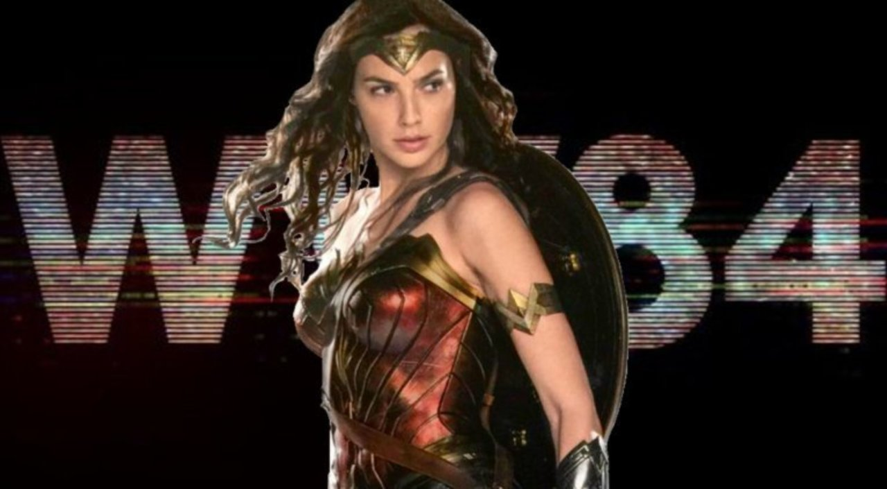 Gal Gadot BTS Photos of Wonder Woman 1984
