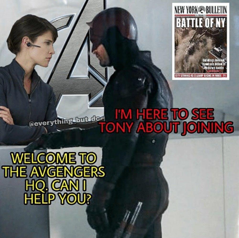 Daredevil Memes