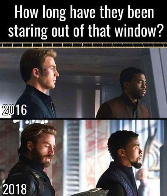 Avengers Superhero Memes