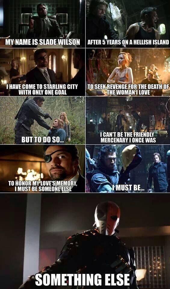 30 Funniest Deathstroke Memes That Will Have You On Roll