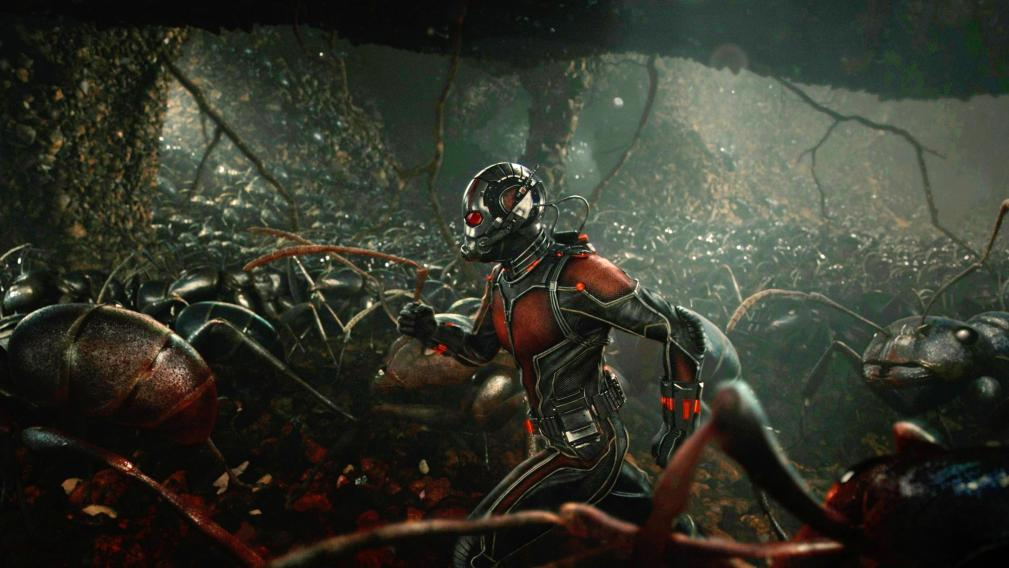 Powers of Ant-Man