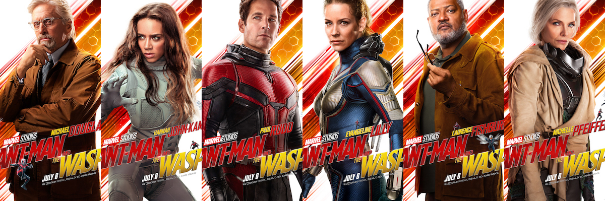 Ant-Man and the Wasp Ant-Man 3