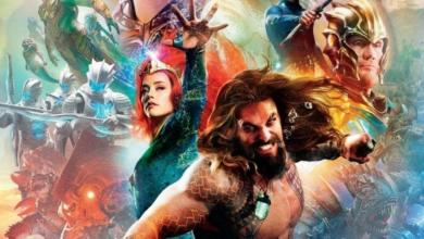 Photo of Classic Look of Aquaman, Black Manta And Mera Revealed in Promo Pics