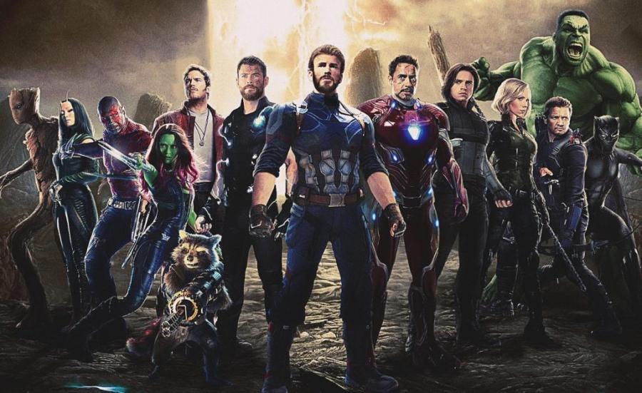 Infinity War - Marvel CGI Head Reveals How Horrifying The