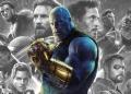 Doctor Strange Thanos Avengers 4
