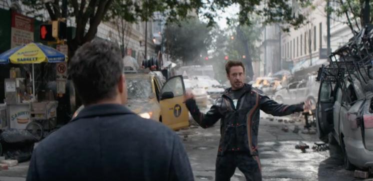 Avengers: Infinity War Bloopers
