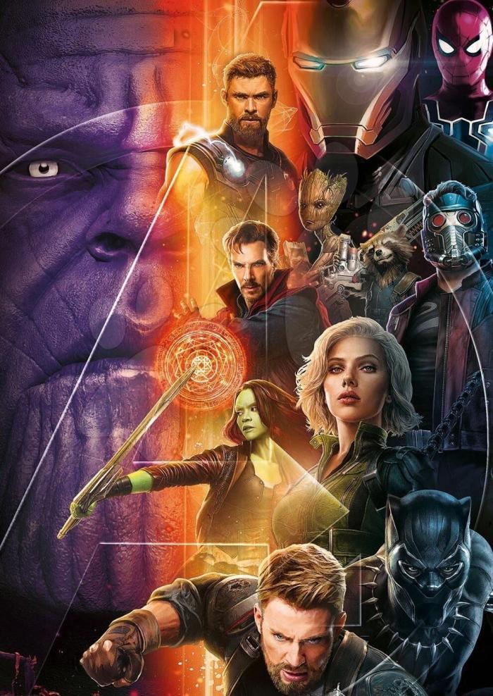 Avengers: Infinity War Valkyrie