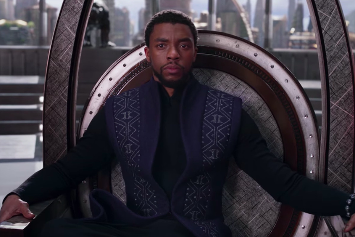 A Huge MCU Fan Translates Wakandan Text On Black Panther's Suit