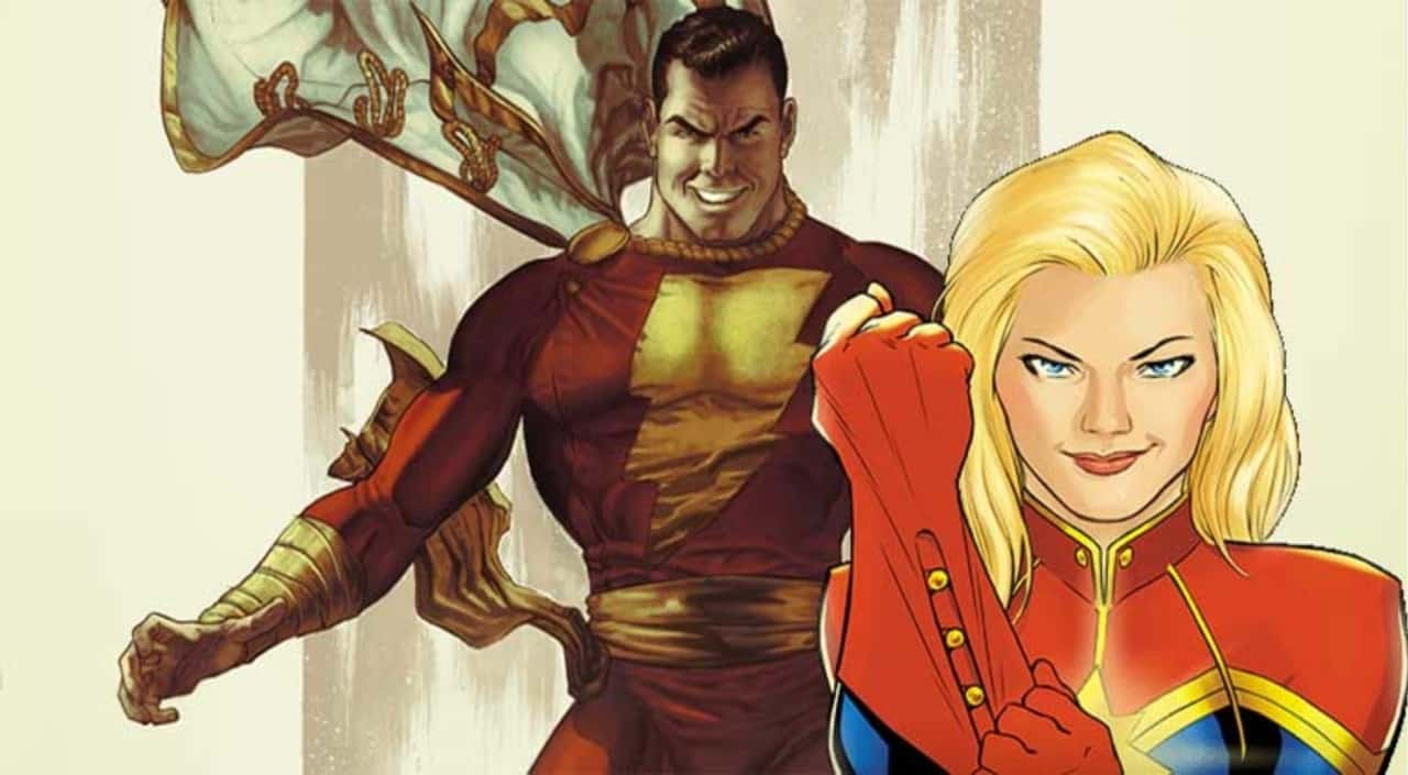 Captain Marvel vs. Shazam