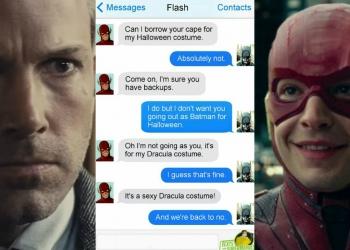 DC Superhero Text Memes